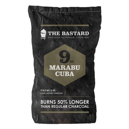 The Bastard Charcoal Marabu 9 kilo
